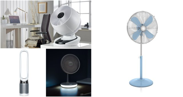 Best fans electric standing fans for cooling you down this summer