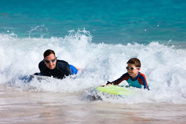 The best body boards for the while family