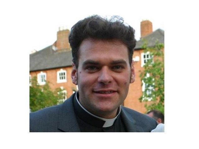Barry Hill, Team Rector for the Church of England in and around Market Harborough