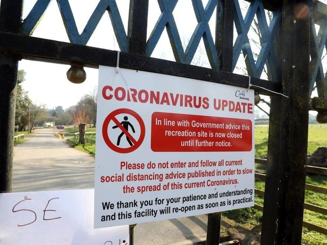 People from across the area are now being warned not to go to East Carlton Countryside Park – which is closed - after the raft of fines was dished out.