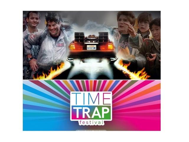 The TimeTrap festival.