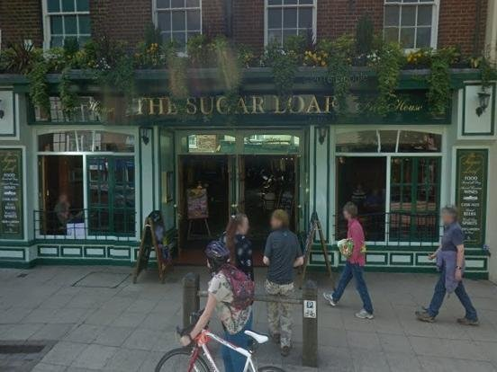 The Sugar Loaf on the High Street will be welcoming back customers as Wetherspoon reopens beer gardens, roof top gardens and patios at 394 of its pubs in England from Monday April 12.