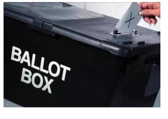 People across Harborough are being urged to vote in Leicestershire County Council's election on Thursday May 6.