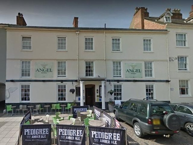 Brooke House College is hoping to set up its catering operation at the famous 500-year-old Angel Hotel on the town's High Street.