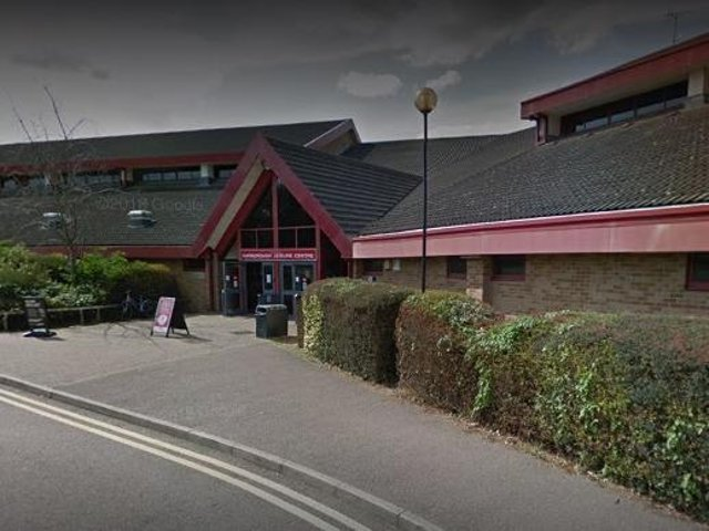 The two leisure hubs in Market Harborough and Lutterworth are still shut during the current coronavirus lockdown.