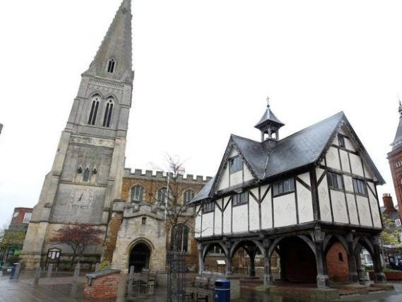 St Dionysius Church on Market Harborough High Street will be staging two in-building services on Easter Sunday (April 4) at 9.30am (Holy Communion) and 11.15am (Team family service).