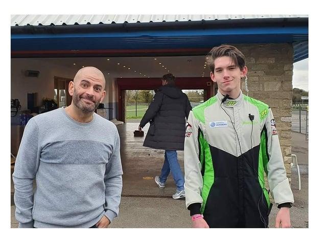 Harry Rice meets Top Gear presenter Chris Harris.