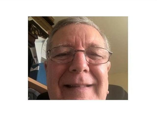 Rev Phil Walter, Pastor of Harborough Community Church