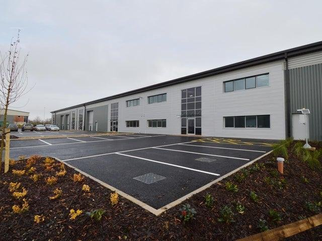 Scores of new jobs could be created after Leicestershire County Council's Cabinet backed a bold £9.5 million scheme to build another 27 commercial units at Airfield Business Park.