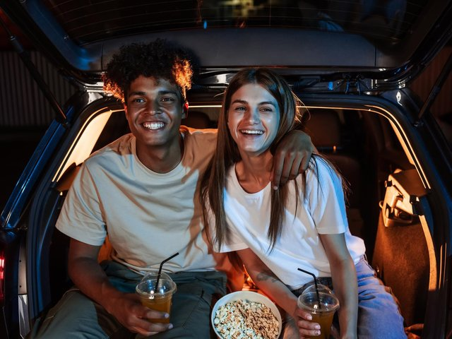 A new drive-in cinema showing the latest movies is set to go ahead in Market Harborough over the next few weeks.