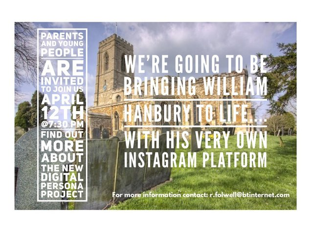 The team at St Peter's Church in Church Langton, near Market Harborough, has spent the last 12 months taking part in the exciting digital project.