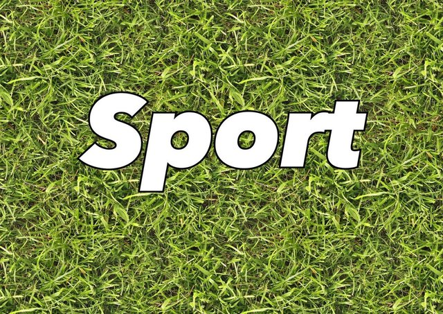 Sport news.