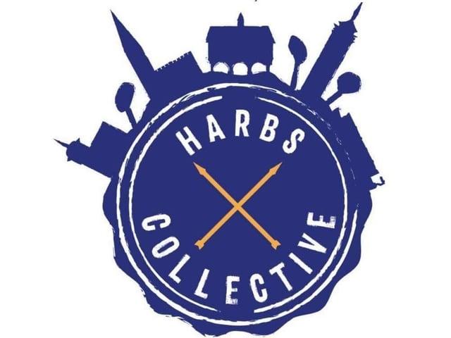 The Harbs Collective logo.