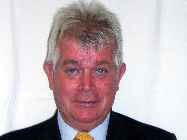 Tim Norman, chair of the Independent Monitoring Board (IMB) at Gartree Prison.