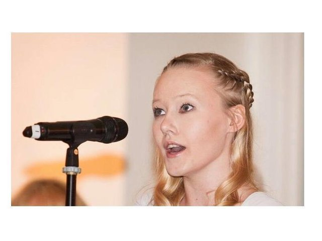 Young opera singer Liv Slatter has got a song in her heart and a spring in her step after turning her Covid lockdown choir into a huge hit.