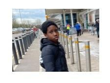 Police searching for schoolboy Sean Tejan – who needs daily medication - are now urgently appealing to the public to help find him.