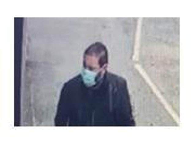 Police want to speak to this man about a string of mobile phone thefts across Leicestershire – including at a care home in Lutterworth