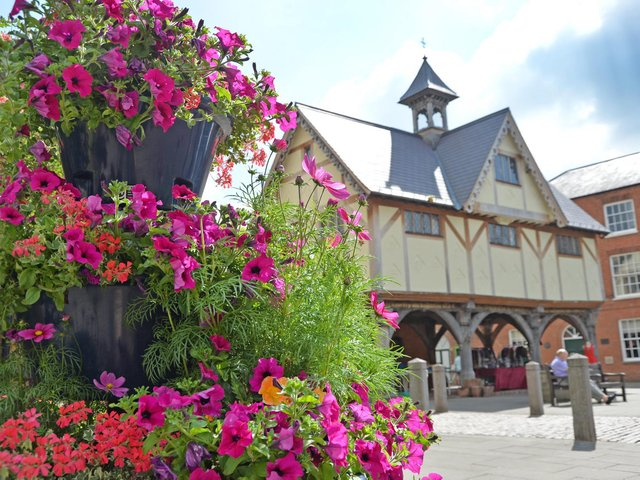 Market Harborough has become the first 'Compassionate Town' in the East Midlands due to its fantastic community spirit