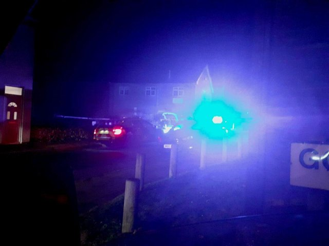 Police are urging eye-witnesses to come forward to help them after a teenage boy was attacked by a gang armed with knives and baseball bats in Desborough.