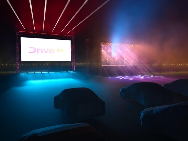 Grab your tickets, strap yourselves in and get ready to be wowed by the latest movies hitting the big screen at Market Harborough's very own new drive-in cinema.