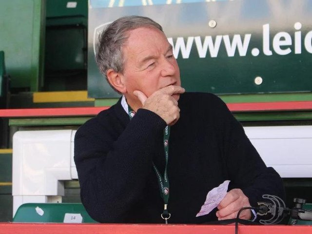 Bleddyn Jones. (photo courtesy of Leicester Tigers)