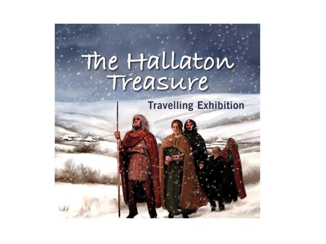 Hallaton Treasure Travelling Exhibition will showcase and celebrate – a year on - the 20th anniversary of the village's unique treasure being found.