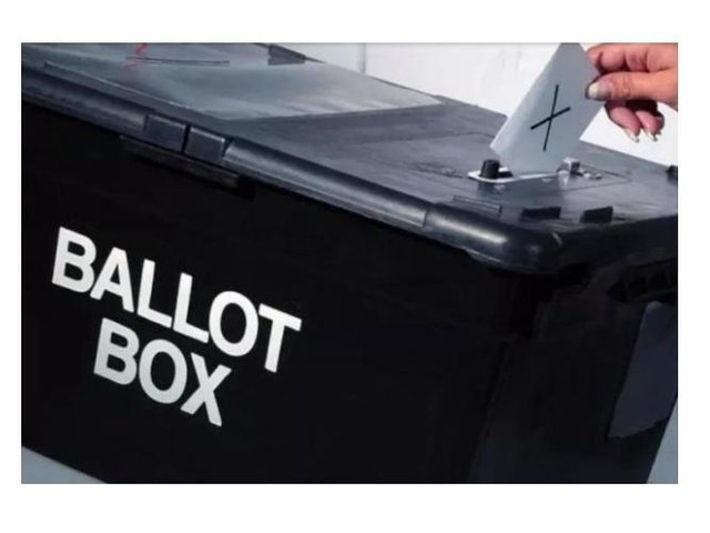 Thousands of people all over Harborough went to the polls as they took part in the Leicestershire County Council election as well as backing a new Police and Crime Commssioner.