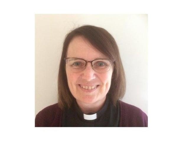 Revd. Alison Iliffe, Team Vicar in the Harborough Anglican Team