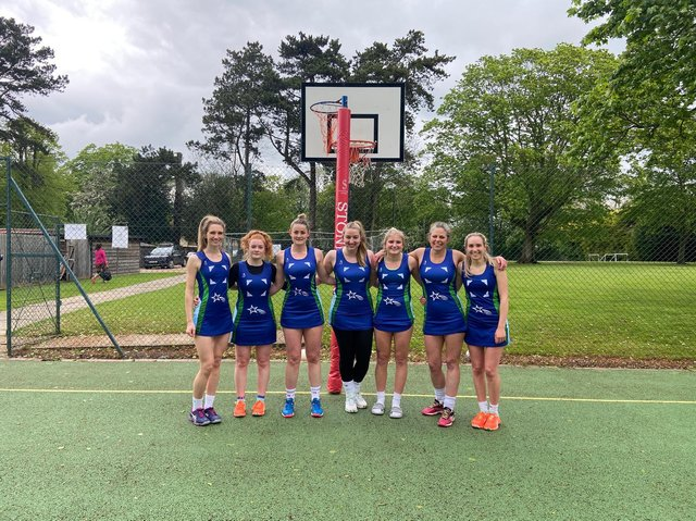 Foxton Mavericks were able to have their first team huddle for 14 months ahead of their win against Lutterworth