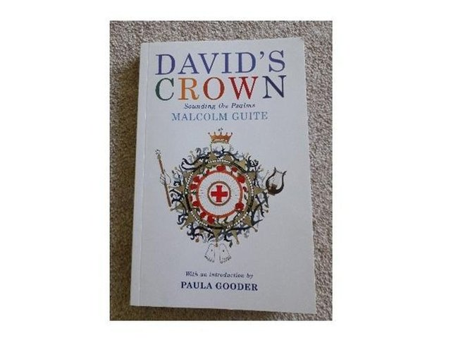 """Each psalm from the Book of Common Prayer will be followed by a poem from Malcolm Guite's """"David's Crown""""."""