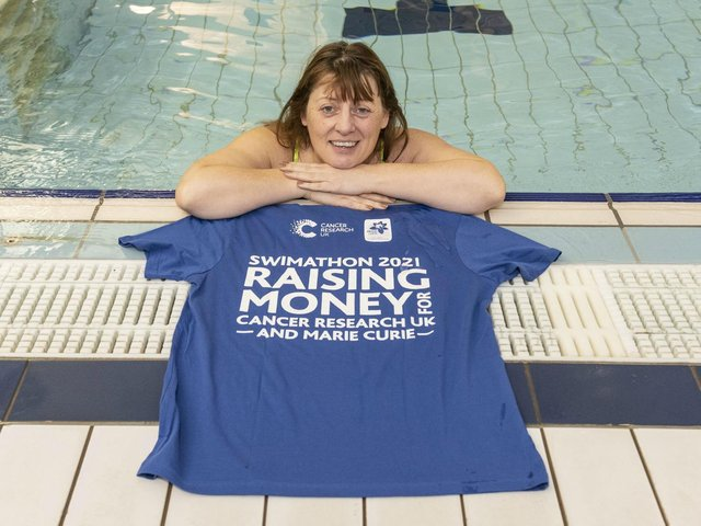Sheelagh Connelly is urging people to sign up for an iconic fundraising event.