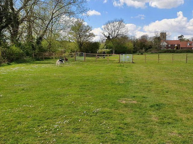 Villagers are fighting to protect this field in Church Langton.