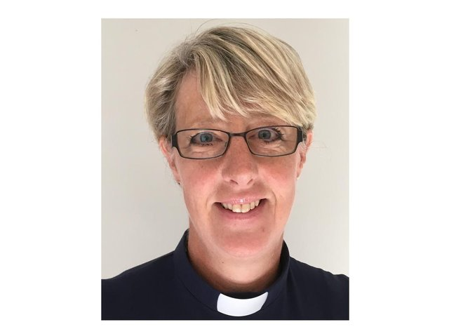 Revd Pep Hill, Associate Priest in the Harborough Anglican Resource Church Team
