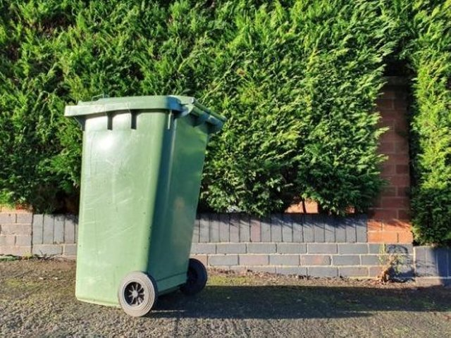 Cllr Phil Knowles said the number of garden waste bins being paid for this year has falllen by 2,351 compared to last year.