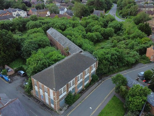 The overgrown Lawrence site off Harborough Road has been empty since the 1990s and North Northamptonshire Council (NNC) have outlined plans to turn it into up to 43 social homes in a potential £9.5m scheme.