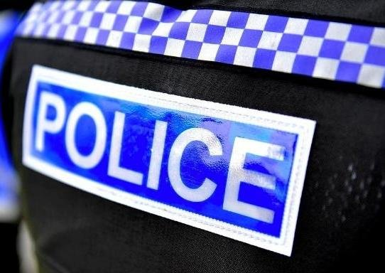 A man from Market Harborough has been arrested for allegedly shouting and behaving aggressively outside a Northampton coffee shop.