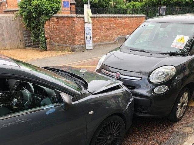 Kyle Hearst was disqualified from driving for 16 months after he admitted drink-driving at Leicester magistrates' court.