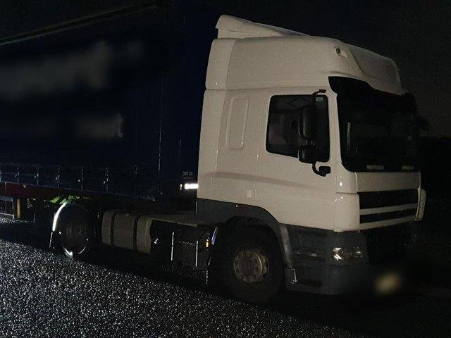Stephen Richards stole a lorry trailer loaded up with children's make-up products worth £86,000 from a Harborough district industrial estate.