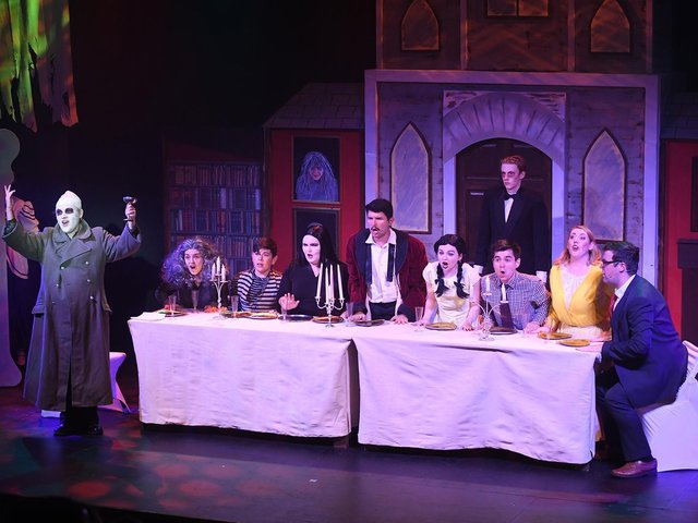 The Spotlight Theatre's production of The Addams Family