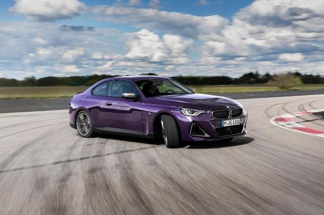2021 BMW 2 Series